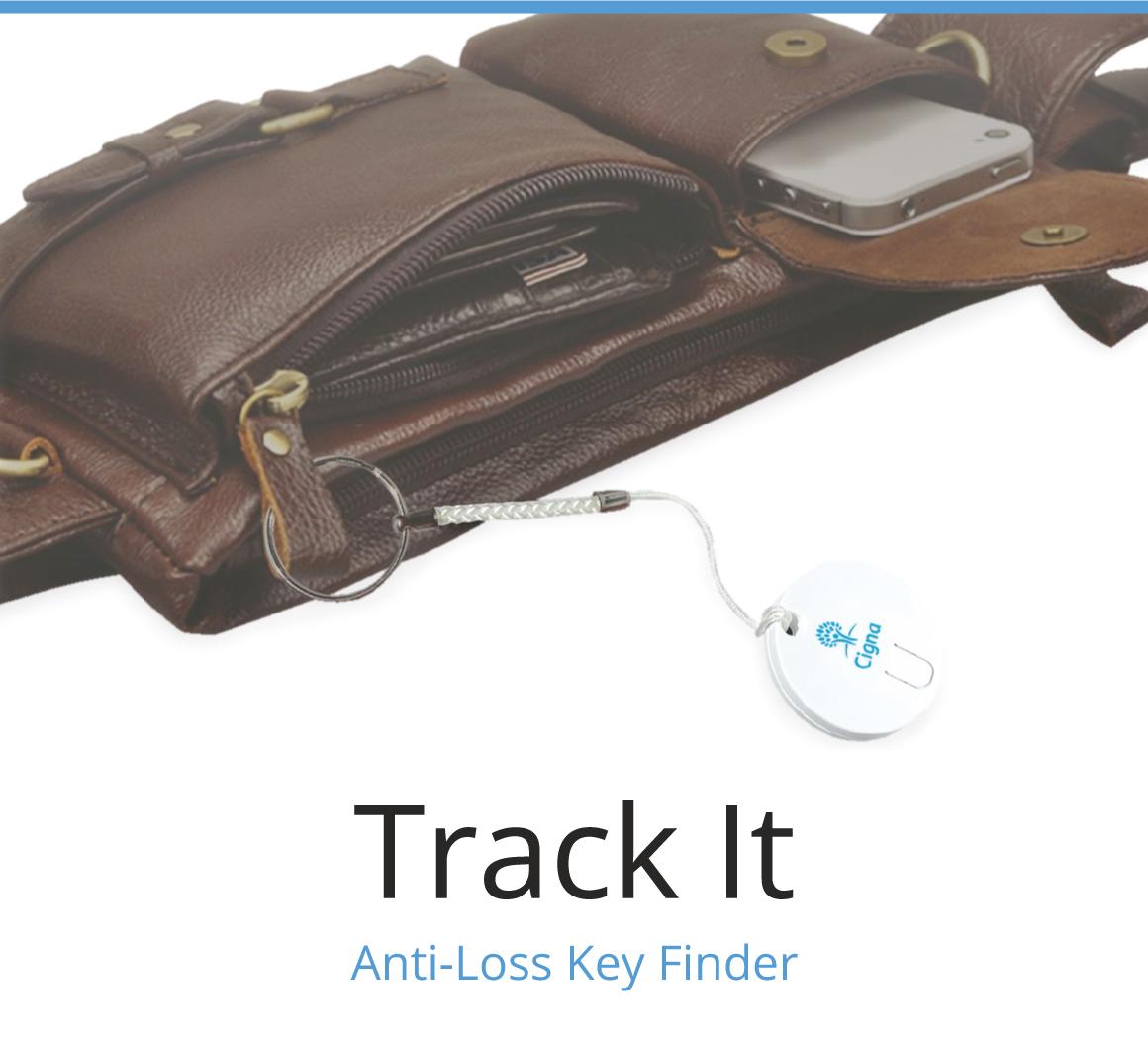 Track It Anti-Loss Key Finder